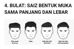 Stail Rambut Si Jejaka Mengikut Bentuk Wajah The Malaya Post